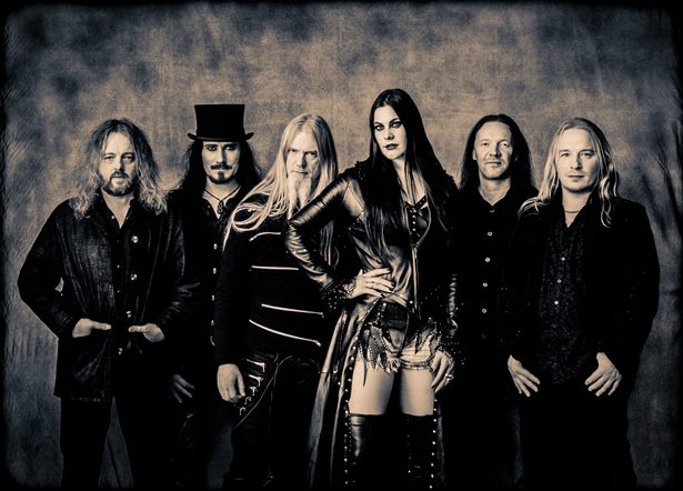 Nightwish au Graspop 2016